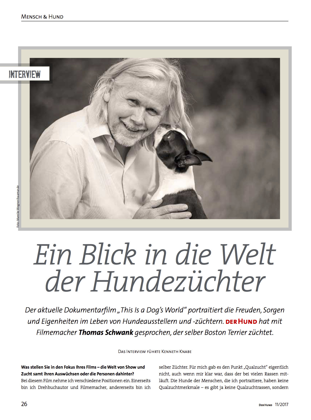 Interview Schwank:Der Hund 11:2017-1